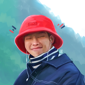 #happynamjoonday by lulabones