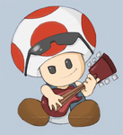 Toad by GoreChick