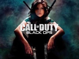 Victoria Justice Black Ops by Encore2012