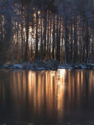 Sunrise Ice 314748 by StockProject1