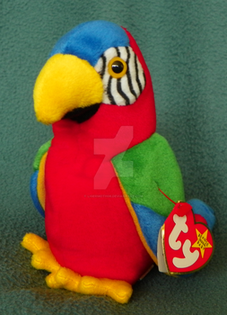 Ty Beanie Babies Jabber by LigerMoth06