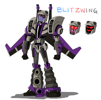 Blitzwing [TF:RID 2015] by Chille-out