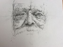Age Study - Sketch by Pippyiongstocking
