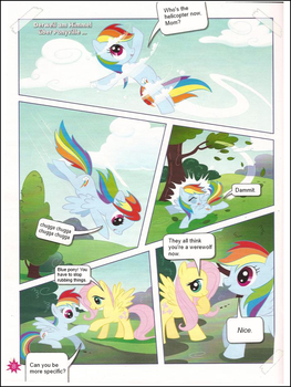 Funtimes in Ponyland 4 (Page 2) by LimeyLassen