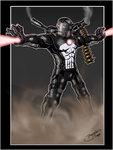 War Machine 2.0 Punisher Style by BouncieD