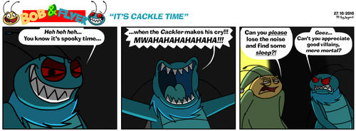 B'n'F - It's Cackle Time by BluebottleFlyer