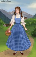 Dorothy 1939 by Yandere-ChanKawaii13