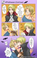 APHalloween (continue) by dejavil
