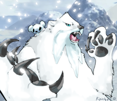 Polar pokemon