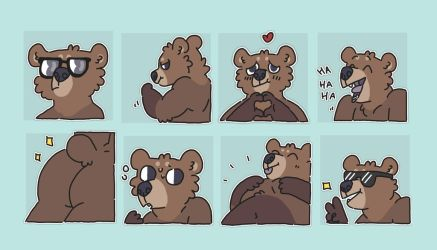 more burrs by ccartstuff