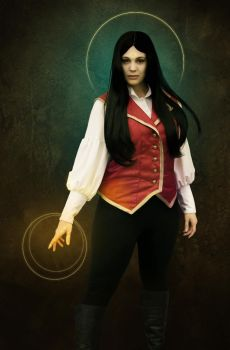Second Assistant Librarian Lirael by YouseiCosplay