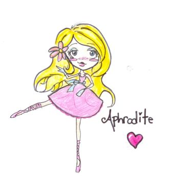 Little Aphrodite by smudgedfingers