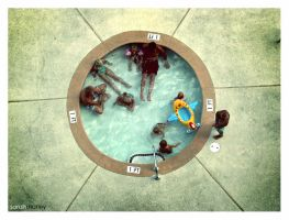 kiddie pool by sarah-marley