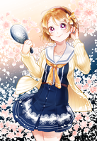 Spring Pana by toumin