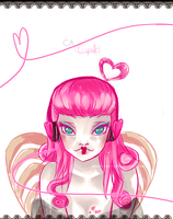 Monster High- C.A Cupid by ShiChel