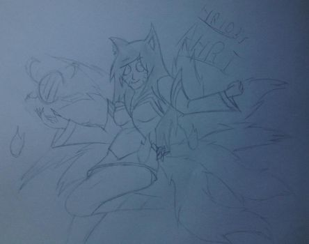 Ahri is best champion by Hotel-Room-CIII