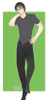 Commission 14 - full body by Noctolum