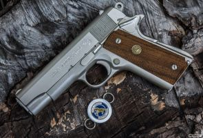 The Colt Combat Commander by spaxspore