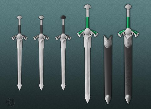 sword on request by Ulvgar