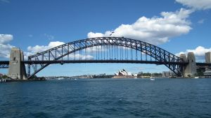 Sydney Harbour by BrendanR85