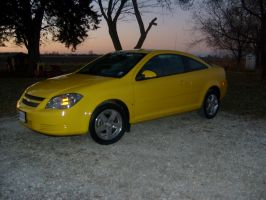 --It's Yellow-- by charry-photos