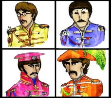 Sgt. Peppers by mayguhn