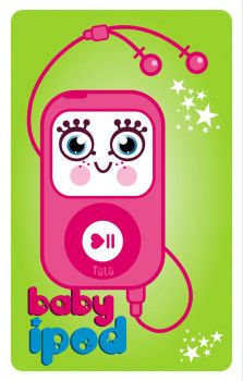baby ipod by tuoneila