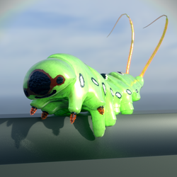 Caterpillar by tsfhaines