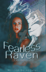 Fearless Raven Book Cover