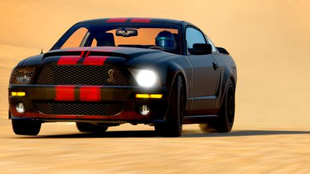Desert Death Racer by Carsiano