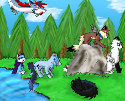 Contest Entry by Dusk-Sky