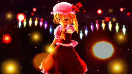 Flandre Scarlet by Fluffy-mouses