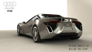 Audi R9 _7 by wilzoon