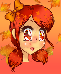 Aki of the Autumnal Equinox by MSTieMiss