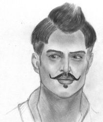 The Picture of Dorian Pavus by Lagarde