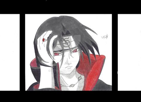 Itachi by MTEvans