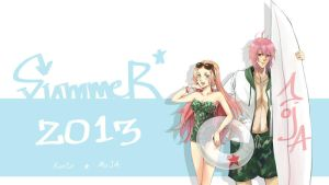 Summer 2013 by sawa-rint