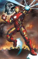 Ironman Age of Ultron by Dan-the-artguy