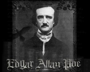 Edgar Allan Poe by inblack-club