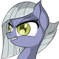 Limestone Pie is extremely angry by DataPony