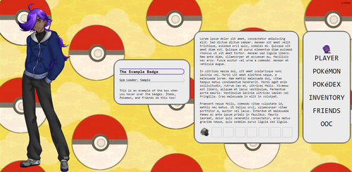 RPC Profile: Pokemon Trainer by AdokenRazahl