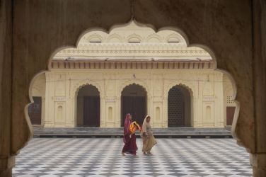 Temple visit - India by SandmanDreamzZz