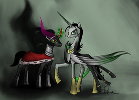 They were made to rule... by Soirema-pl