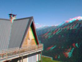 Pyrenees 3D 14 by xmancyclops