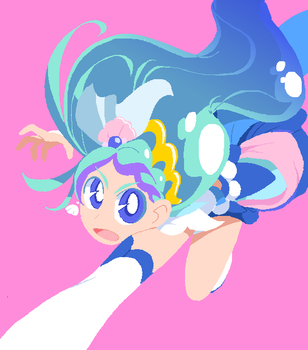 Cure Mermaid by DokiDokiTsuna