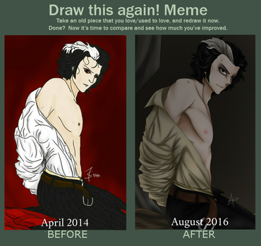 Draw This Again - Dayum! That Sweeney by SweeneyToddST