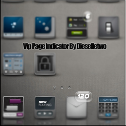 VIP Page Indicator Dieselletwo by procastinato