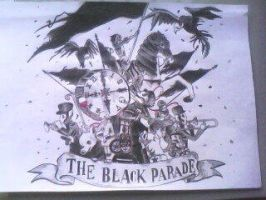 The black parade by roseMCR