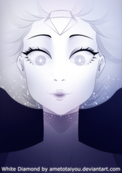 The Perfect Diamond by ametotaiyou