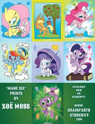 My Little Pony print collection by zoemoss